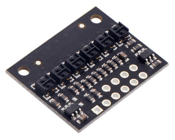 QTR-HD-06RC 6 Kanal Dijital Kızılötesi Sensör Modülü - 4mm - X