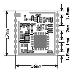 RA-01 Antenli Lora Modülü - Thumbnail