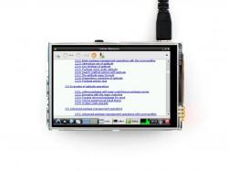 Raspberry Pi 3.5 Inch Lcd Ekran (A) 320×480 - Thumbnail
