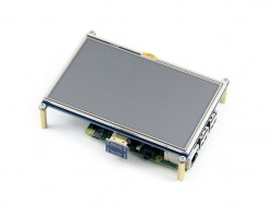 Raspberry Pi 5 Inch HDMI Lcd Ekran 800×480 - Thumbnail