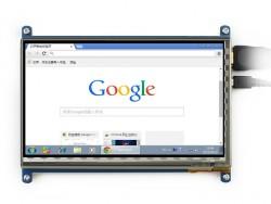 Raspberry Pi 7 Inch HDMI Lcd (B) Ekran 800×480 Geniş Platform Desteği - Thumbnail