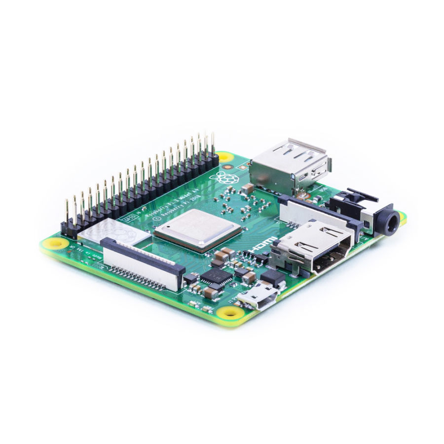 Raspberry Pi 3 Model A+ Plus