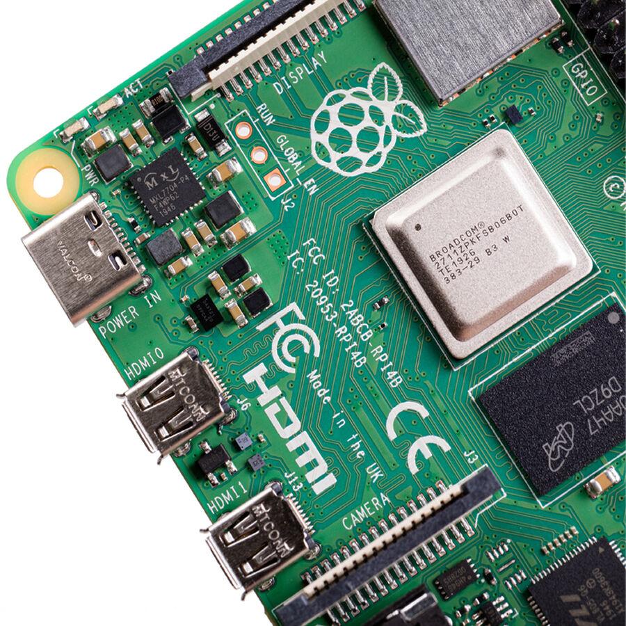 Raspberry Pi 4 8GB - Model 4B