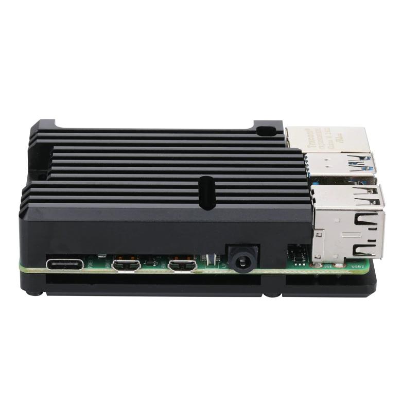 Raspberry Pi 4 Alüminyum Kasa Soğutucu