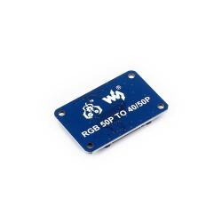 Raspberry Pi 7 Inch IPS Lcd Ekran - DPI Arayüz - 1024x600 - Thumbnail