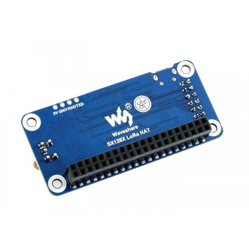 Raspberry Pi için SX1262 LoRa HAT, 915 MHz