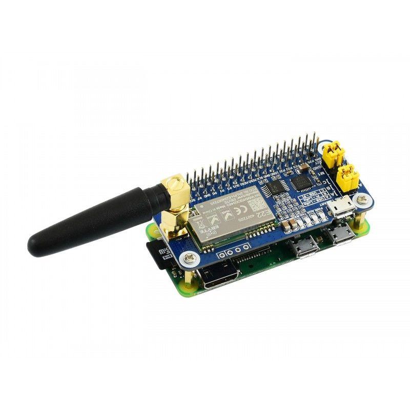 Raspberry Pi için SX1262 LoRa HAT, 868 MHz