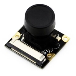 Raspberry Pi Kamera (G) Balık Gözü Mercek - Thumbnail