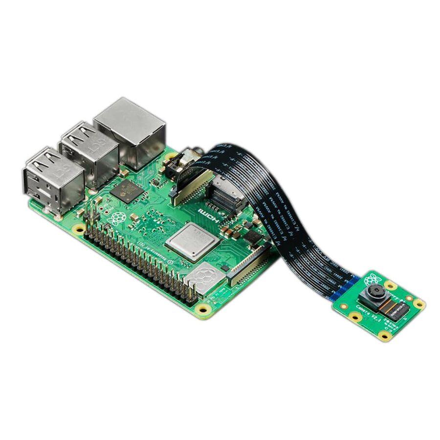 Raspberry Pi Kamera Uyumlu Flex Kablo - 10cm