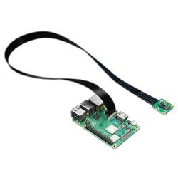 Raspberry Pi Kamera Uyumlu Flex Kablo - 45.7cm - Thumbnail