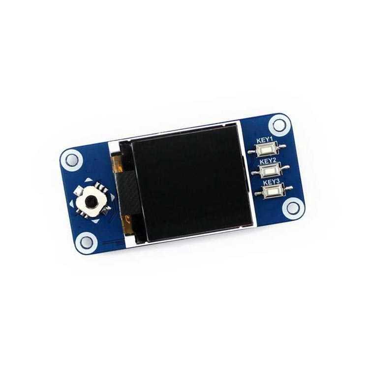 Raspberry Pi 1.4 inç 128x128 Çözünürlük LCD Ekran - Waveshare