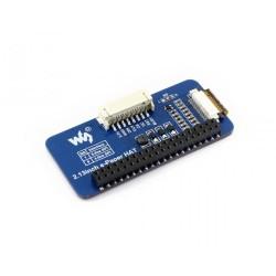 Raspberry Pi 250x122 Çözünürlüklü 2.13 inç Mürekkep Ekran - Waveshare - Thumbnail