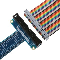 Raspberry Pi T Tipi Genişleme Modülü 40 Pin Dişi - Thumbnail