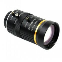 Raspberry Pi Yüksek Kalite Kamera 8-50mm Zoom Lens - Thumbnail