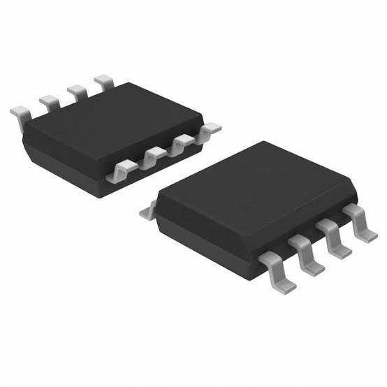 RC4558DR Soic8 - Amplifikatör Entegresi