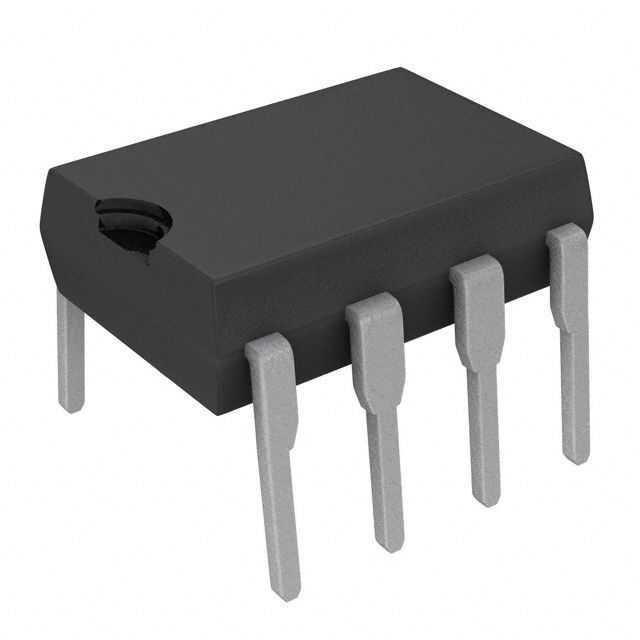 REF01C DIP-8 2.5V - 5V - 10V Voltaj Referans Entegresi