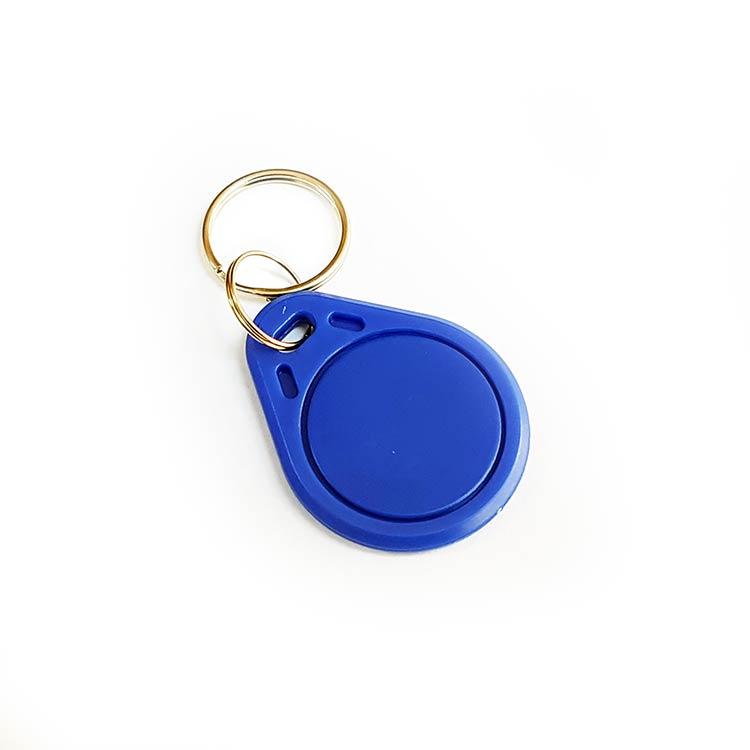 125kHz RFID Anahtarlık Mavi