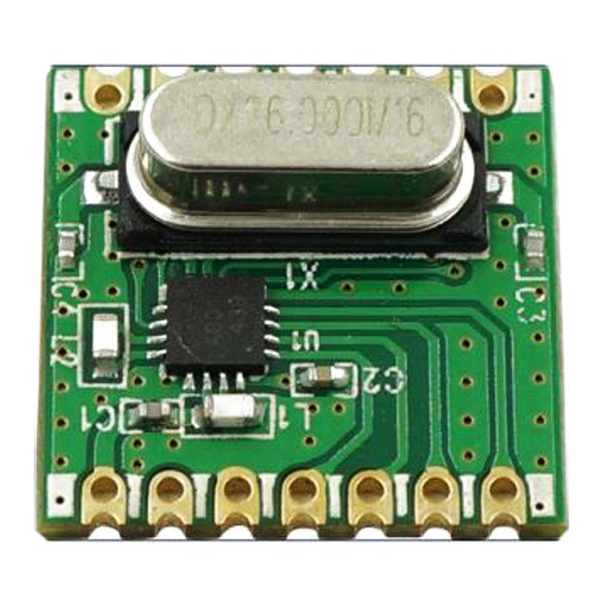 RFM219SW-868S1 868Mhz SMD SubGhz Modül