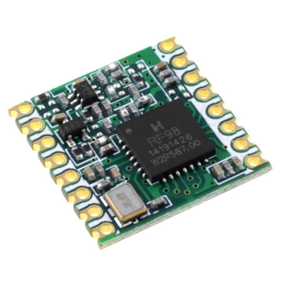 RFM95W-868S2 868Mhz SMD SubGhz Modül