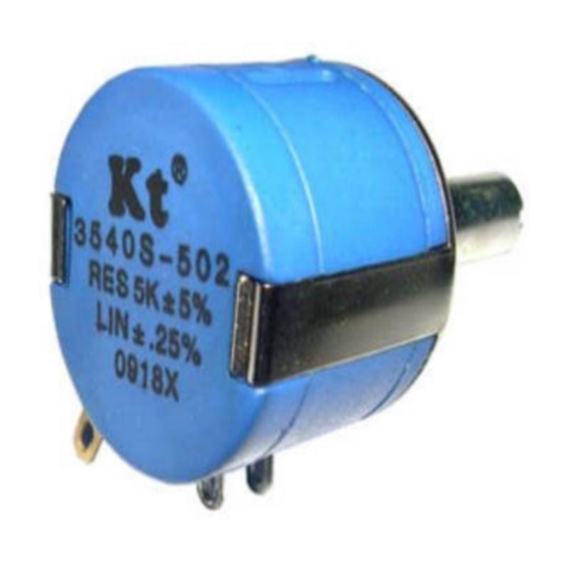 RKT-3540 50K 3W 10 Tur Potansiyometre