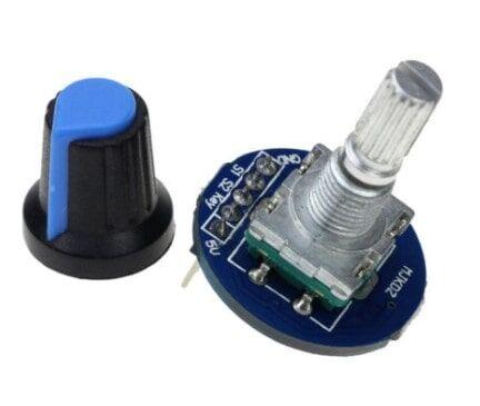 Arduino Rotary Encoder Modülü