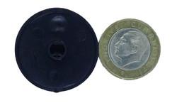 Rotary Encoder Başlığı 35mm - Scrubber Topuzu - Thumbnail