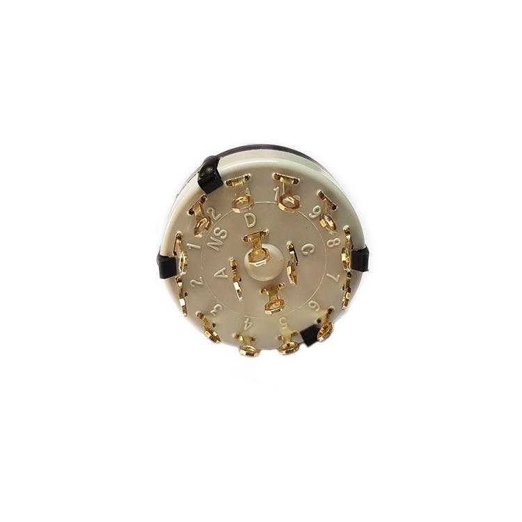Rotary Switch 4x3 Solder BBM - Lorlin