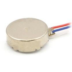 Şaftsız Mini Titreşim Motoru 10x3.4mm - Pololu - 1636 - Thumbnail