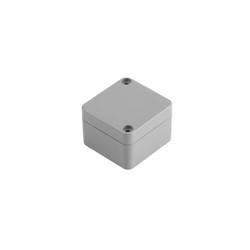 SE-202 IP-67 ABS Contalı Gri Kutu 52 x 50 x 35mm - Thumbnail