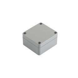 SE-205 IP-67 ABS Contalı Gri Kutu 64 x 68 x 35mm - Thumbnail
