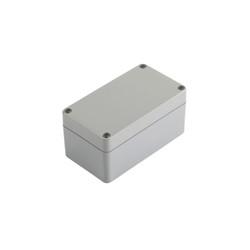 SE-212 IP-67 ABS Contalı Gri Kutu 115 x 65 x 55mm - Thumbnail