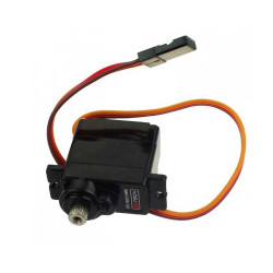 Goteck Mikro Metal Dişli Servo Motor (2.5 Kg Kapasiteli) - Thumbnail