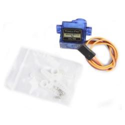 SG90 9G Servo Motor Mini - Thumbnail