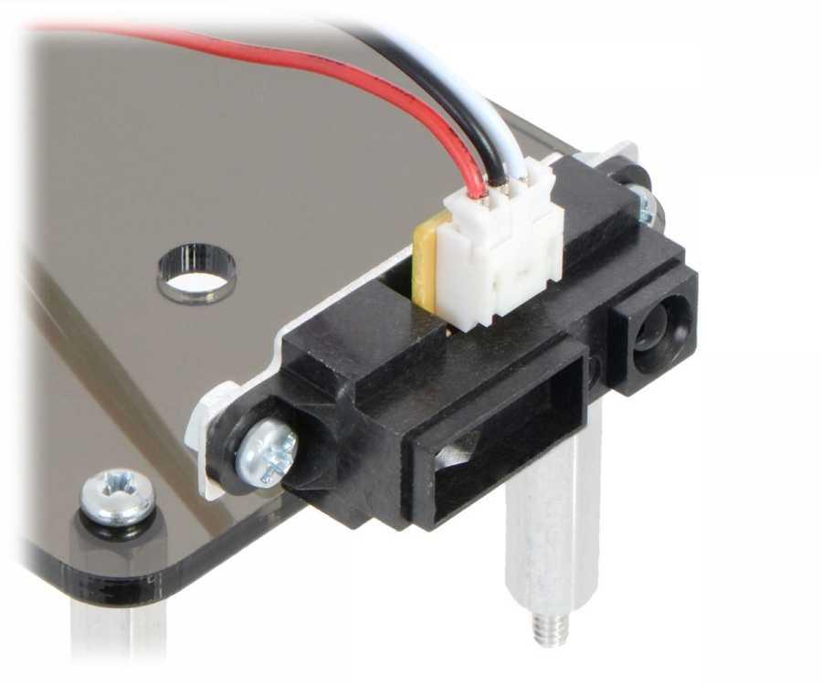 Sharp Sensörler İçin Paralel Montaj Aparatı - Sensör Tutucu