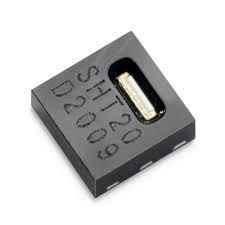 SHT21 Nem ve Sıcaklık Sensörü
