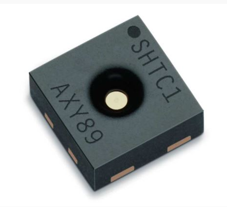 SHTC1 Nem ve Sıcaklık Sensörü
