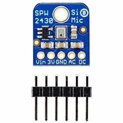 Silikon MEMS Mikrofon Breakout Kartı - SPW2430 - Thumbnail