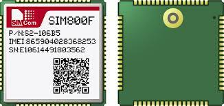 SIM800F GSM / GPRS Modül (IMEI Numaraları Kayıtlıdır)