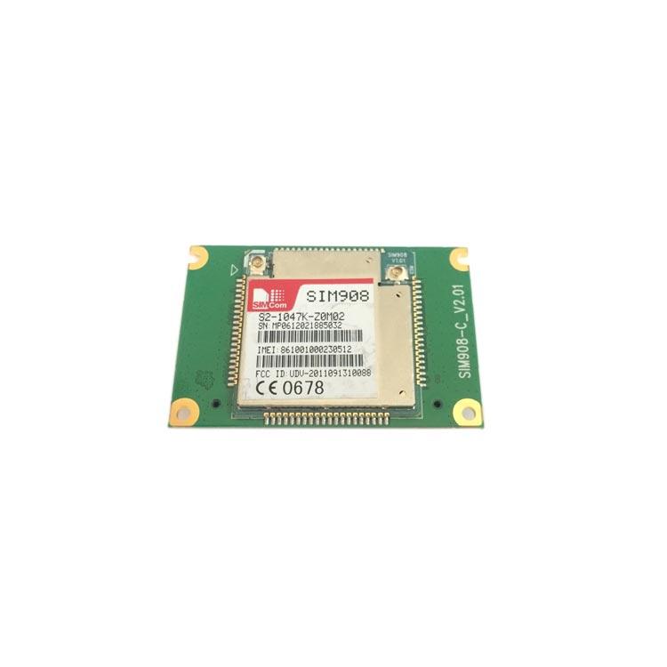 Sim908-C Gsm + Gps Modül (IMEI No Kayıtlıdır)