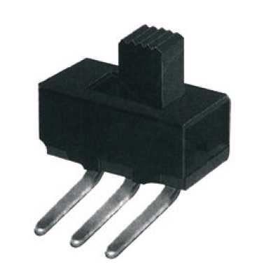 Slide Switch 1P2T 10.5MM 90C 2 Konumlu