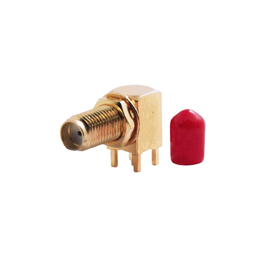 SMA Dişi PCB Dayanağı Konnektör 50R 18GHz