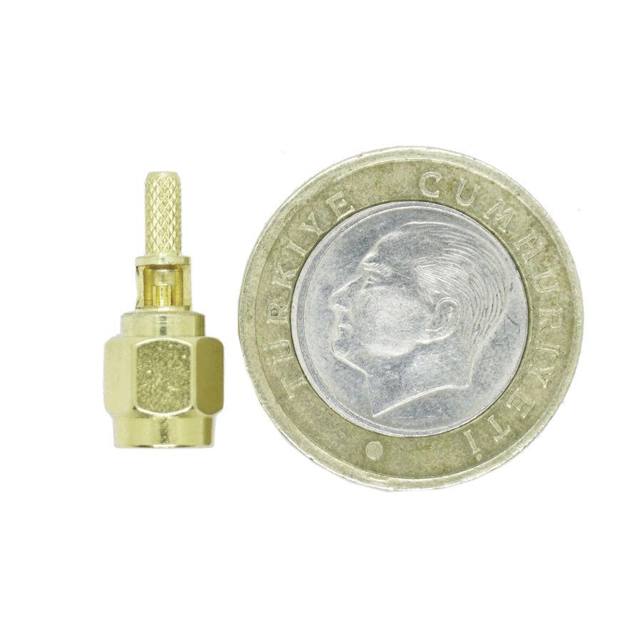 Sma Kablo Tipi Erkek Konnektör (SA1N1N0W)