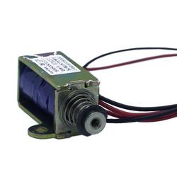 Küçük Push Pull Solenoid - 12VDC - Thumbnail