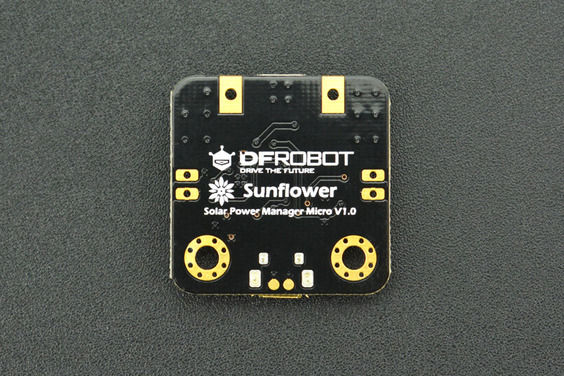 Solar Güç Kontrol Cihazı Micro (2V 160mA Güneş Paneli Dahil)