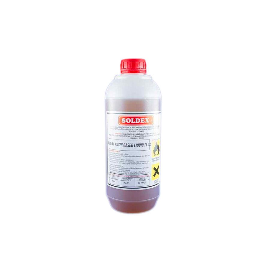 Soldex Sıvı Flux Reçineli 1 lt