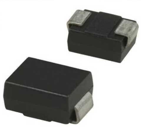 SS210 SMD 2A, 100V Schottky Diyot