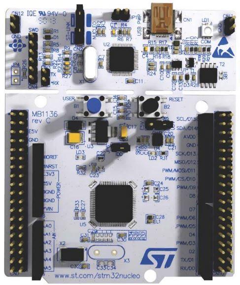 ST Nucleo L476RG Geliştirme Kiti
