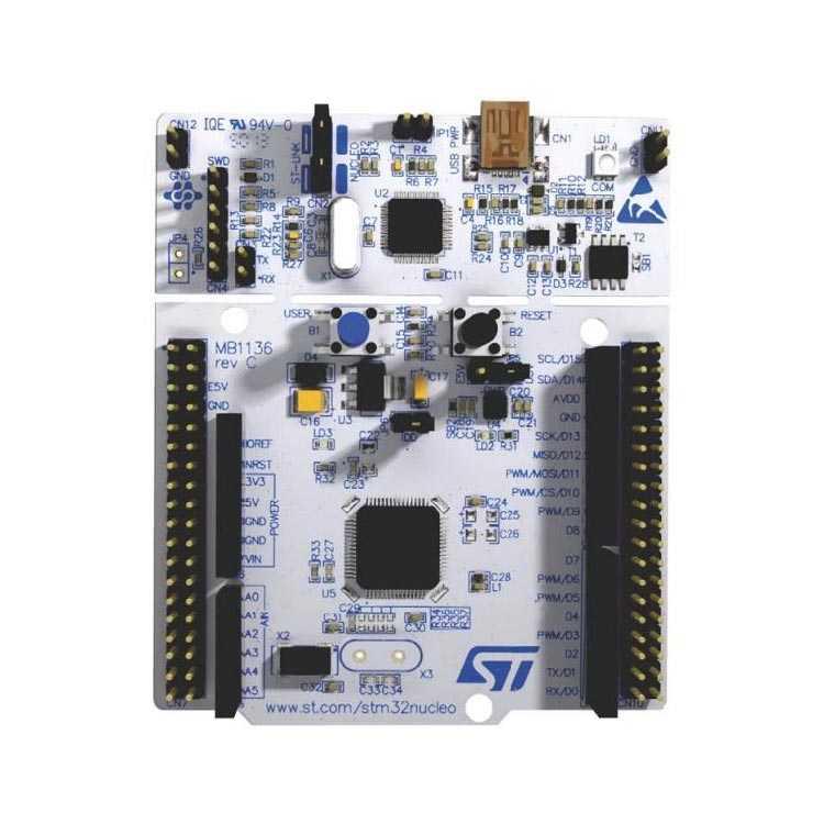 ST Nucleo STM32F446RE Geliştirme Kiti
