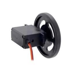 Feetech FS5106R Standart 360 Derece Servo Motor - Thumbnail