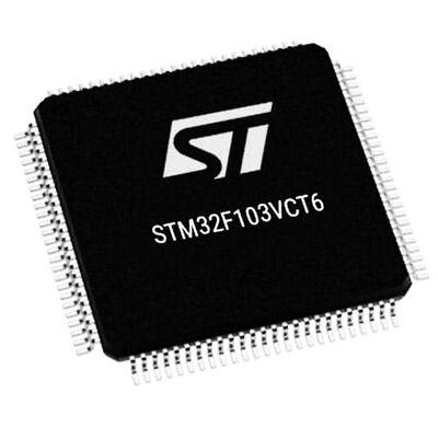 STM - STM32F103VCT6 16-Bit 72MHz Mikrodenetleyici LQFP-100